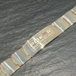 Das goldene Bracelet für den Deutschen Meister 2012